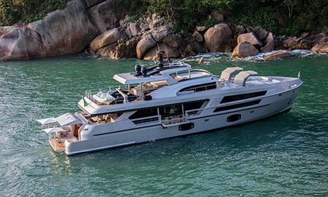 MCP Yachts - yacht for sale