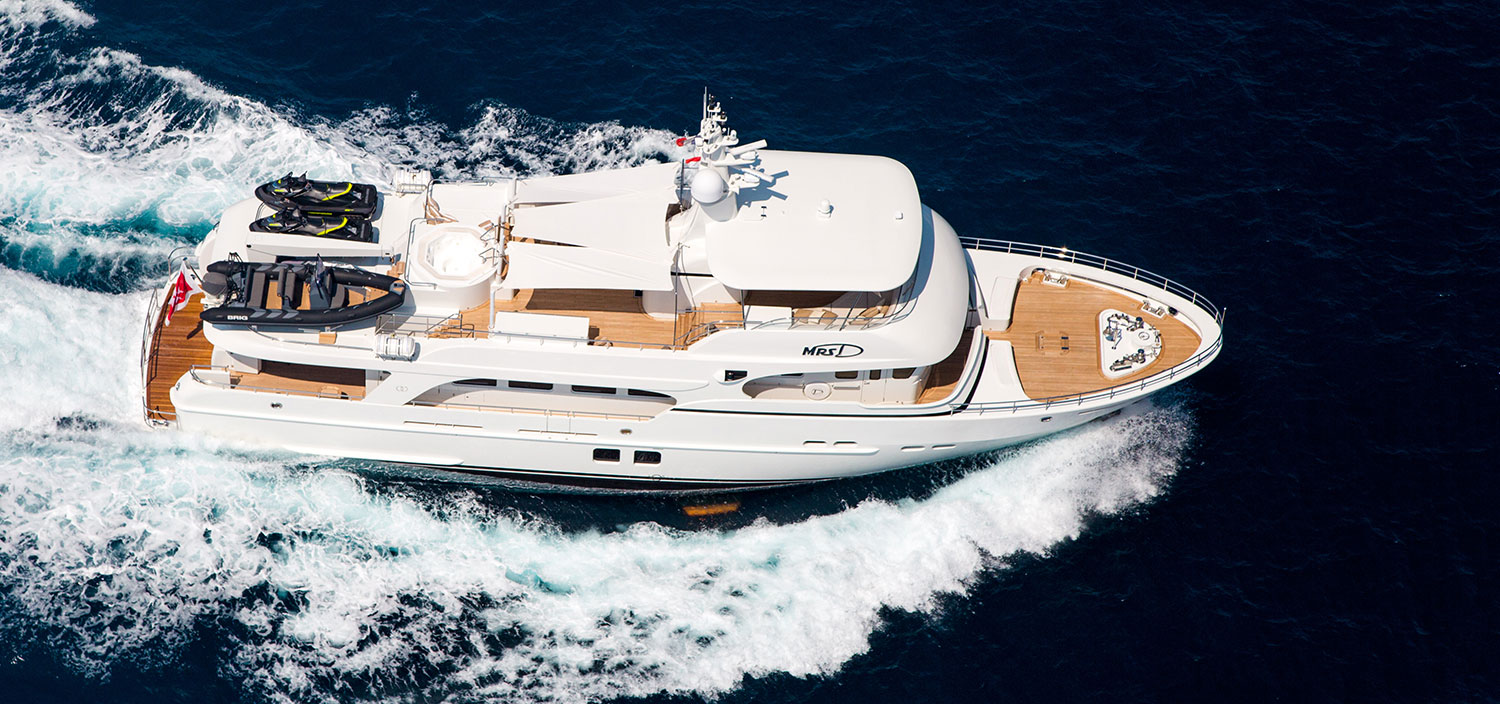 High-quality Moonen Yachts for sale from Fraser