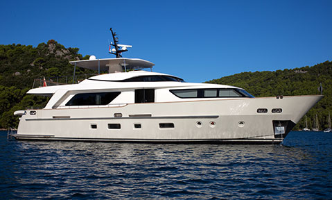 San Lorenzo - yacht for sale