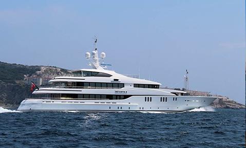 CMN - yacht for sale