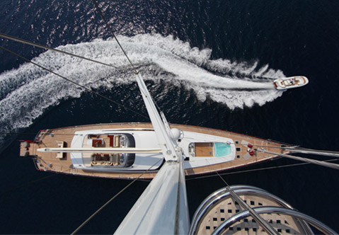 Alloy Yachts - yacht for sale