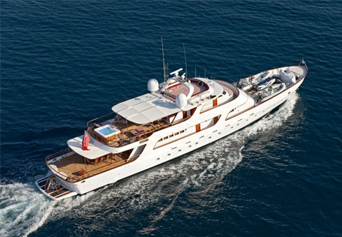 CRN Yachts - yacht for sale