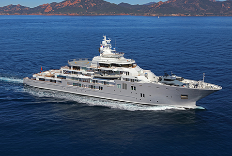 Kleven Verft Yachts - yacht for sale