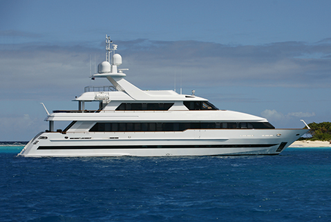 Delta Marine - yacht for sale