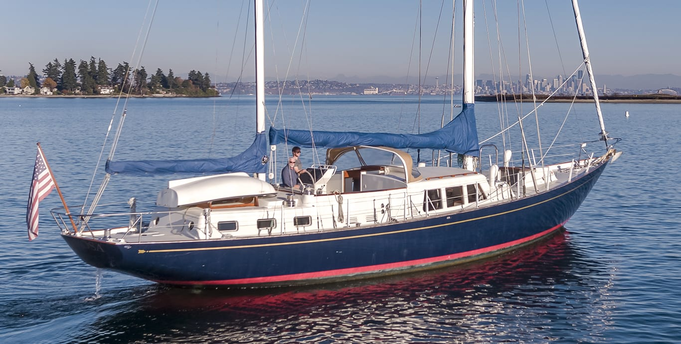 S/Y AMOROSA FOR SALE WITH FRASER