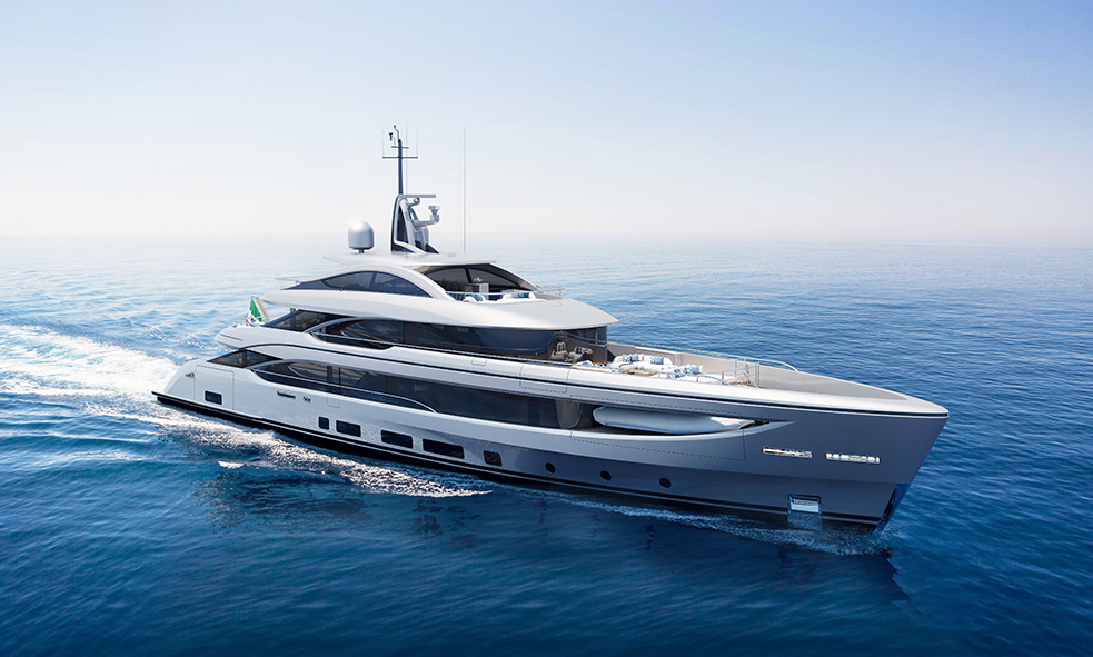 50M Benetti M/Y B.NOW Joins Fraser Sales Fleet
