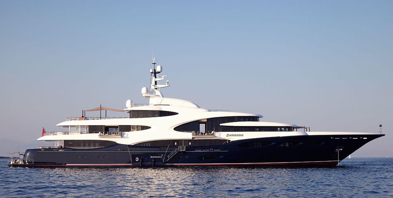Barbara 88 5m Superyacht 2017