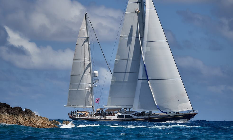 34.14M Sailing Yacht blue too