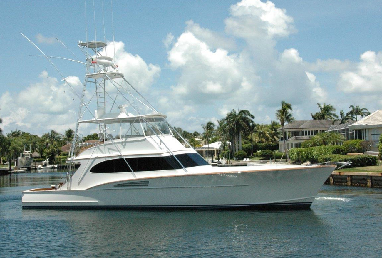 Michael Rybovich & Sons - yacht for sale