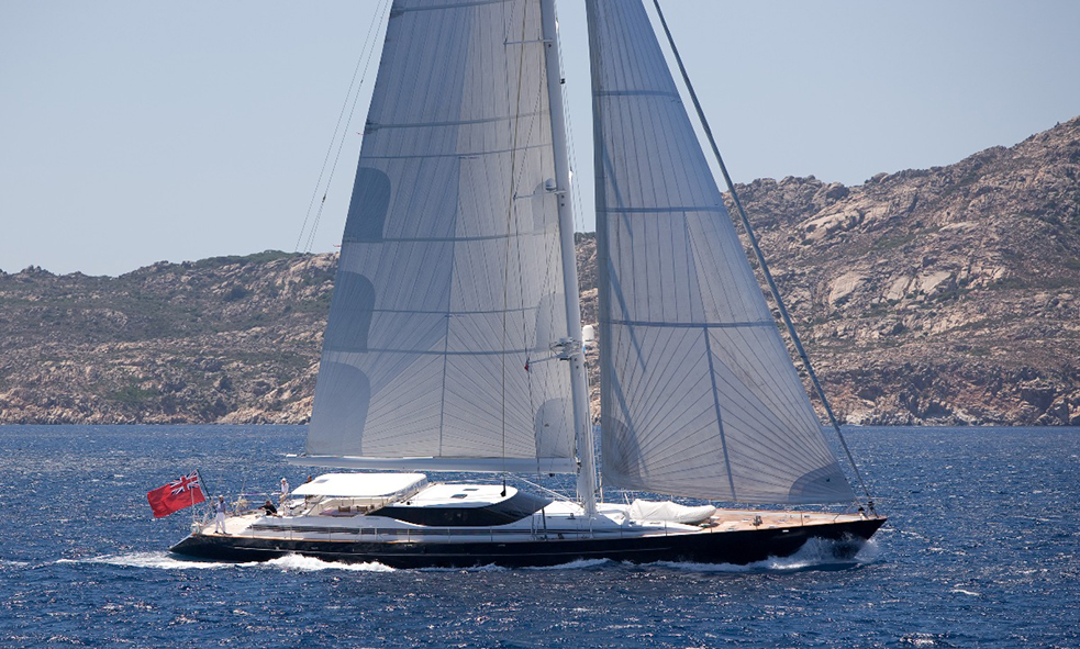 36.12M Sloop S/Y SOVEREIGN SEA