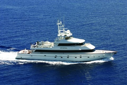 New to the Market. Luxury Yachts   Sale  Charter  Management  Construction   Fraser