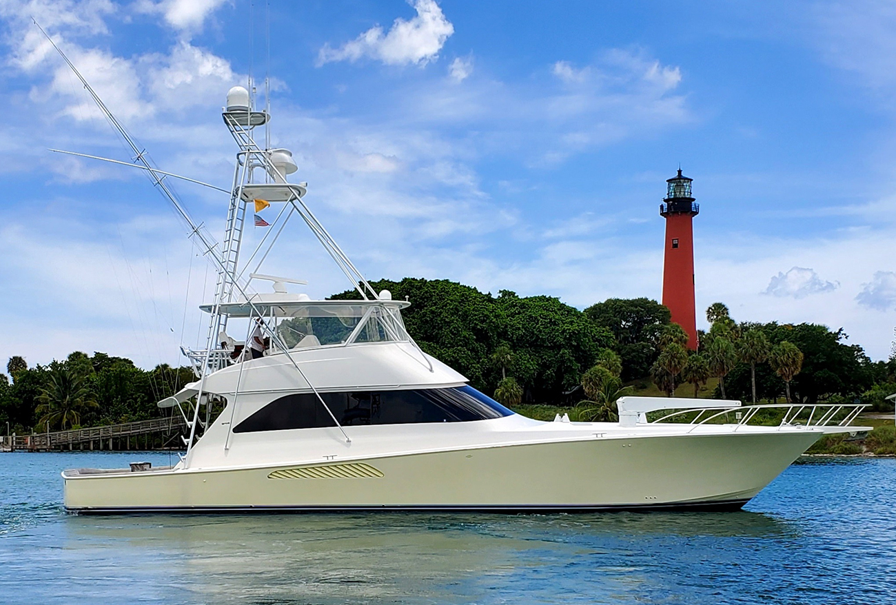 Viking Yachts - yacht for sale