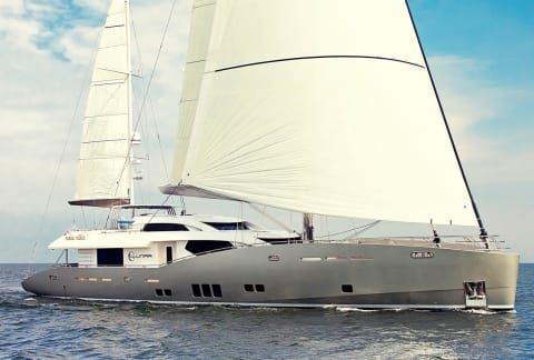 Sail Yachts For Sale Luxury Sailing Yachts
