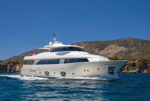 100 Foot Yacht >> Luxury Yachts For Sale Discover The Fraser Fleet