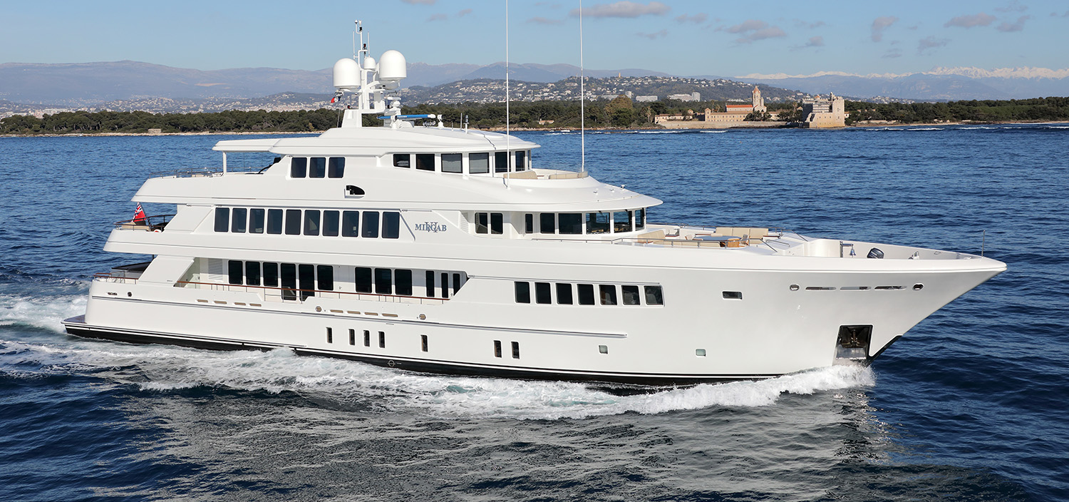 Sunseeker superyacht for sale