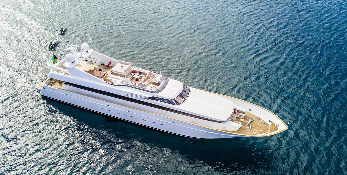 Motor Yacht MY FLOWER For Sale with Fraser
