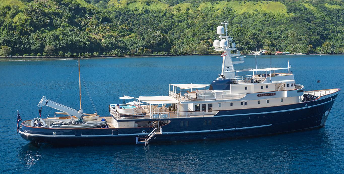 SEAWOLF Yacht for Sale | Fraser