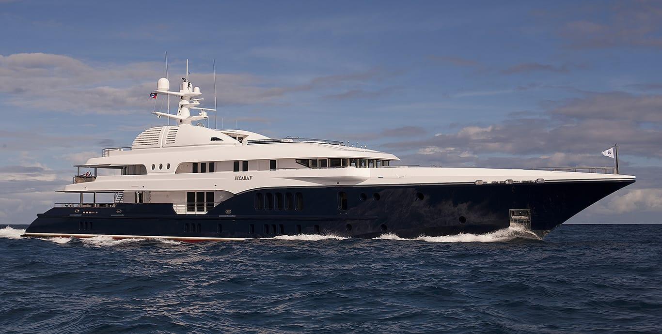 Ferran's yacht