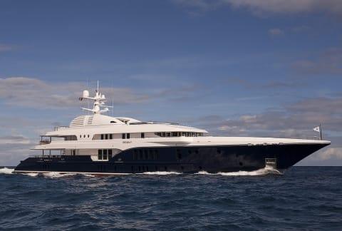 okto yacht for sale fraser
