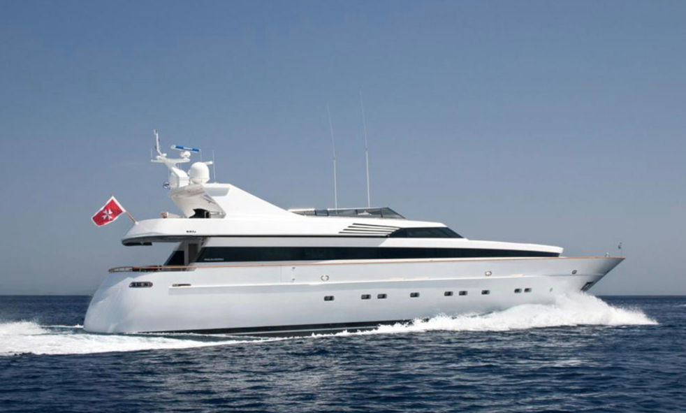 Motor Yacht ZOO From Cantieri di Pisa Joins Fraser Sales Fleet