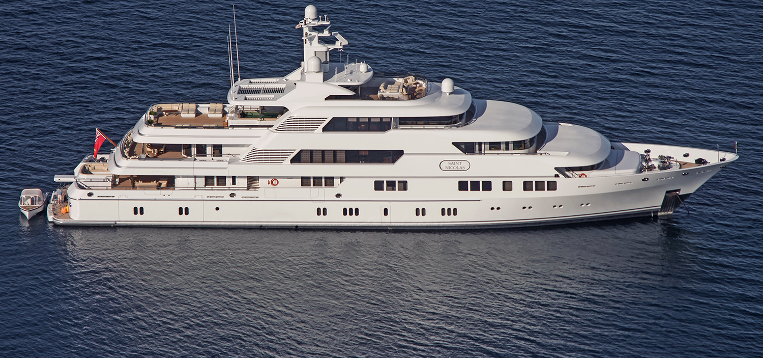 Esther III was on of the largest yacht sales of the year.