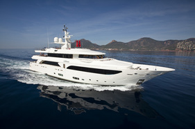M/Y EMOTION Fraser Yachts