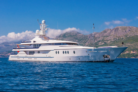 superyacht for sale deja too fraser yachts