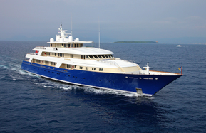 M/Y LAUREL superyacht for charter Fraser Yachts