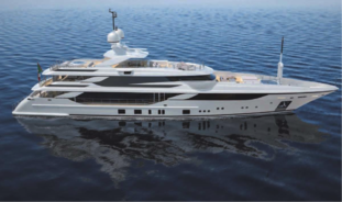 Benetti Breeze FB802