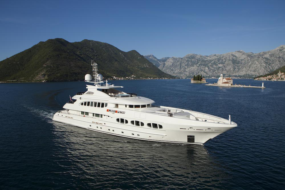 heesen yacht for sale fraser