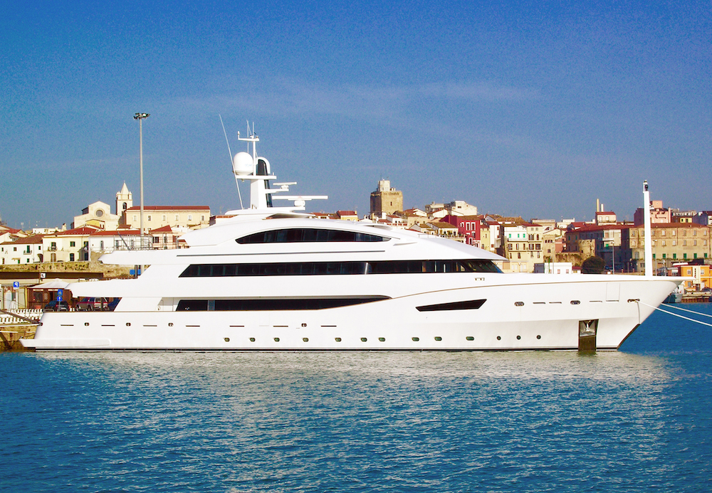 beatrix yacht for charter