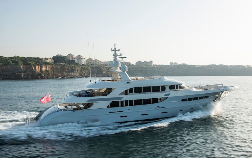 nassima yacht for charter