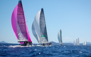 September Regattas Fraser Yachts