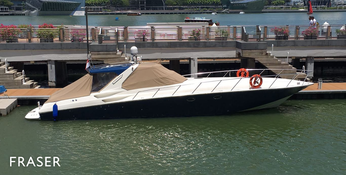 ACRONIS yacht