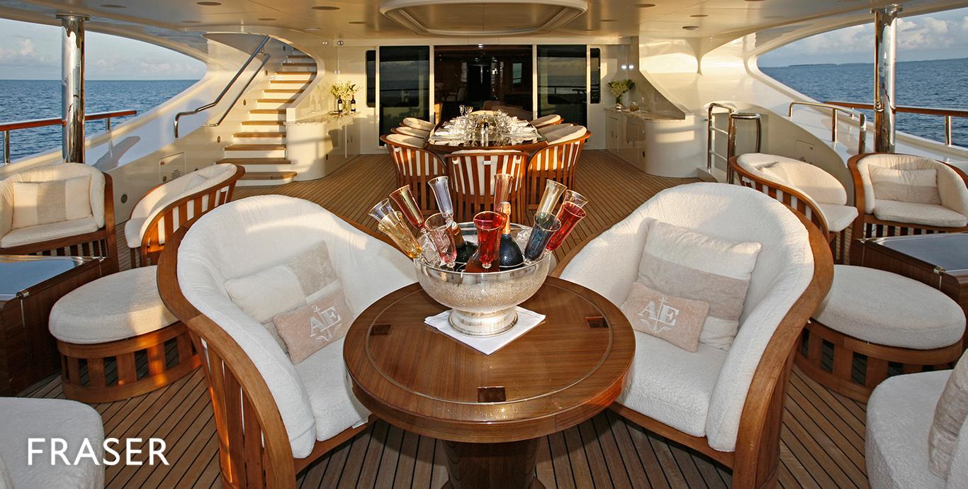 AE CAP D'ANTIBES yacht