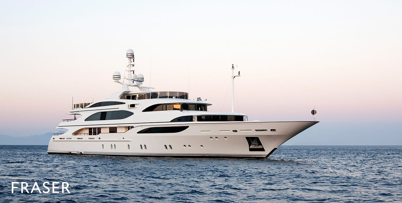 Ae Cap D Antibles Motor Yacht For Sale