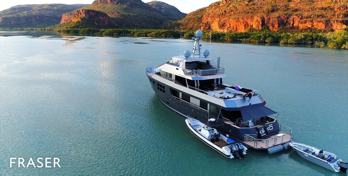 AKIKO yacht