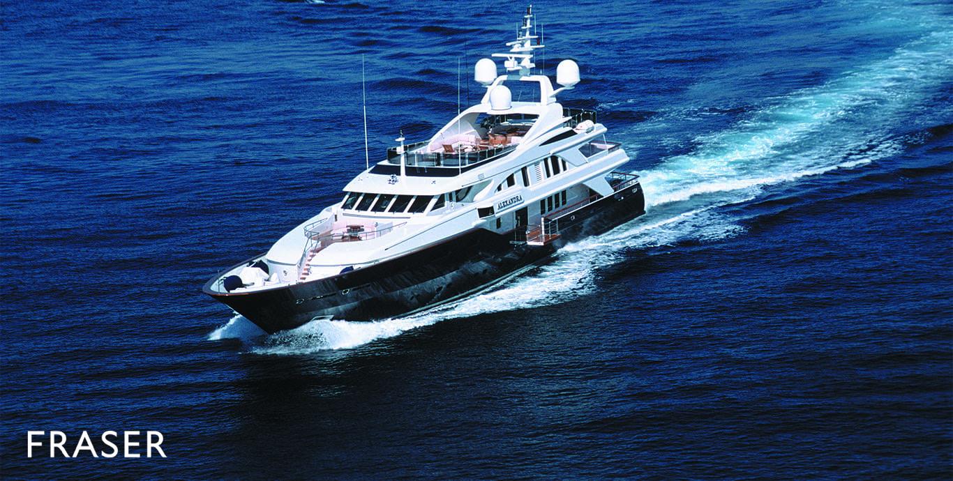 ALEXANDRA yacht