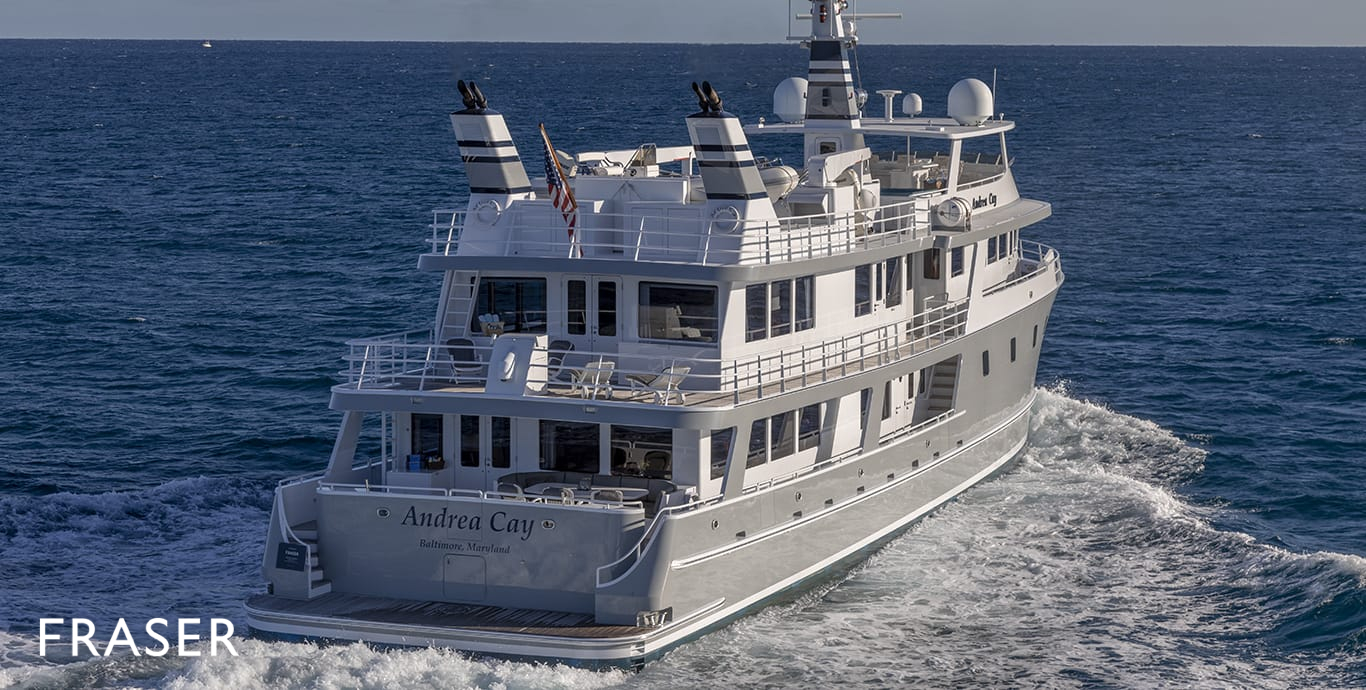 ANDREA CAY yacht