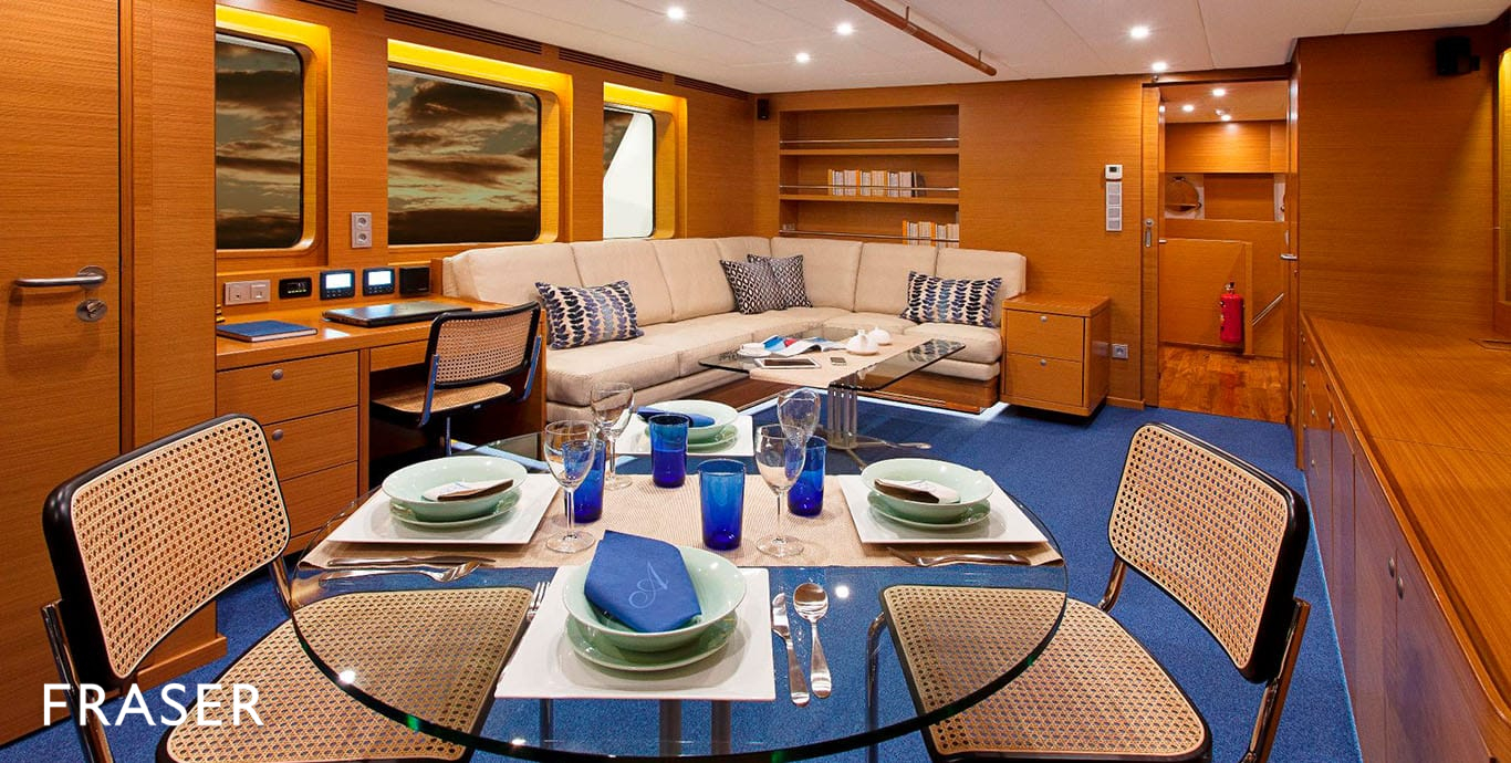 ANDROS yacht