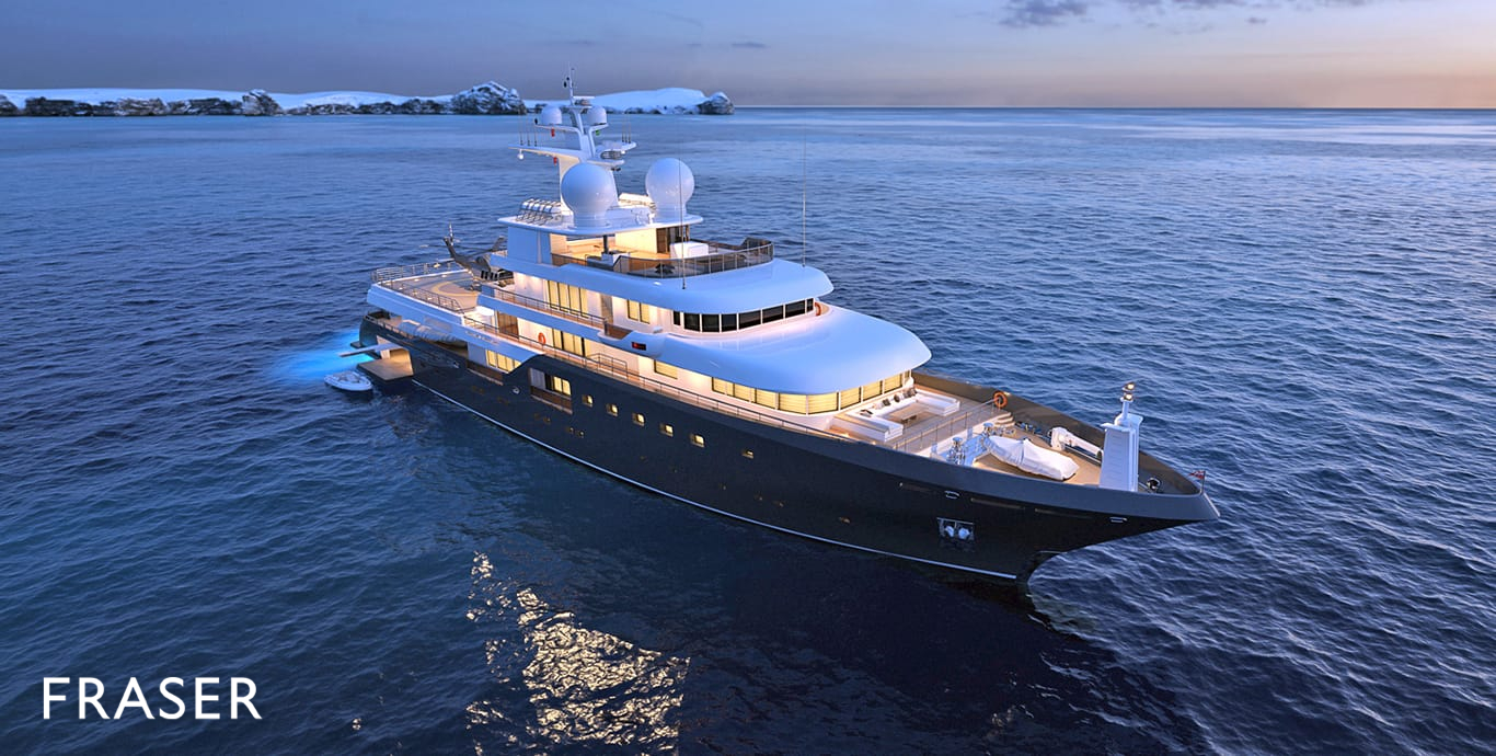 M Y Planet Nine Motor Yacht For Sale