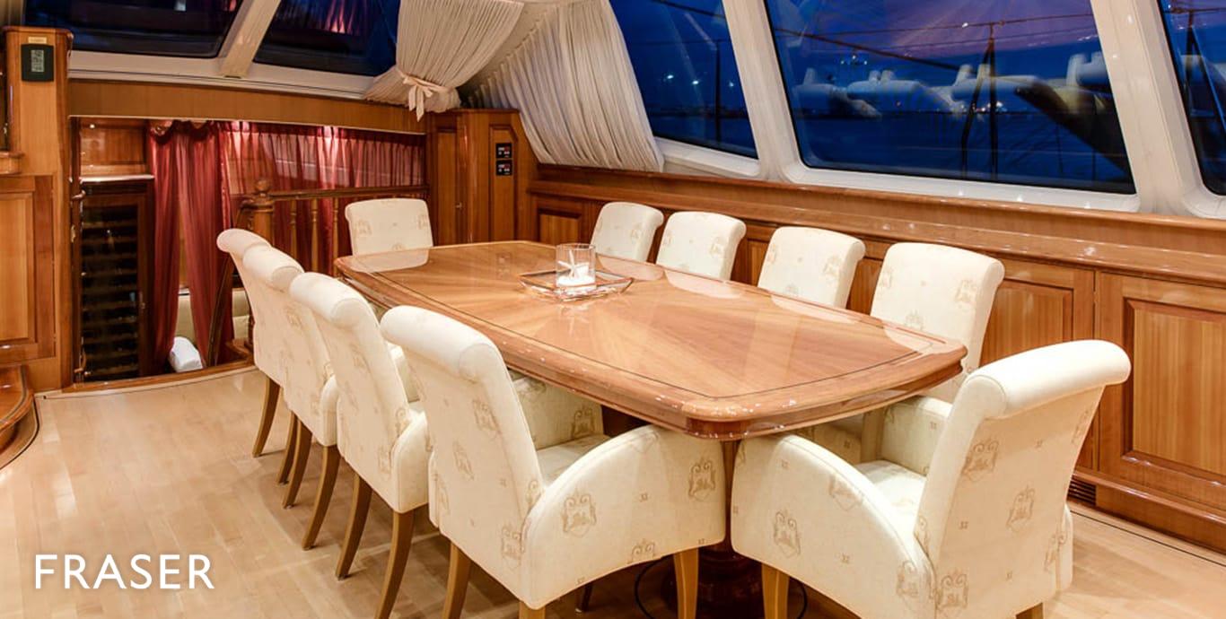 APHRODITE A yacht