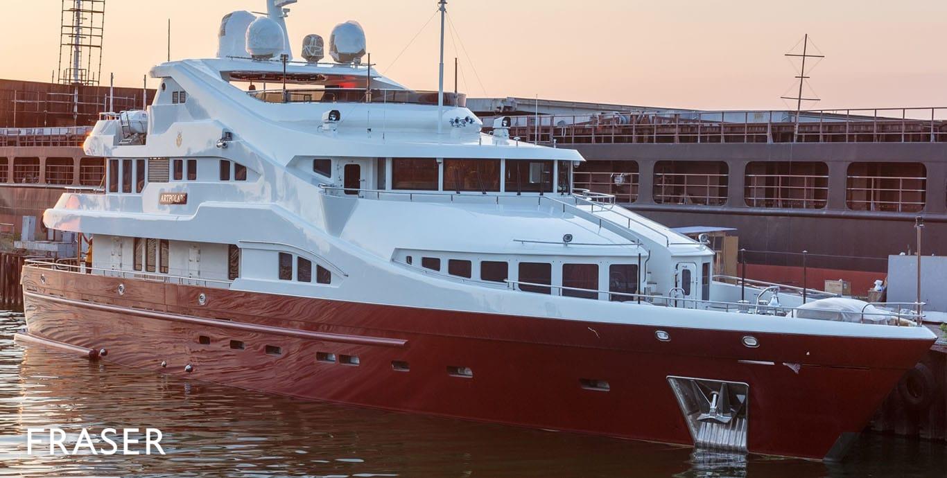 ARTPOLARS yacht