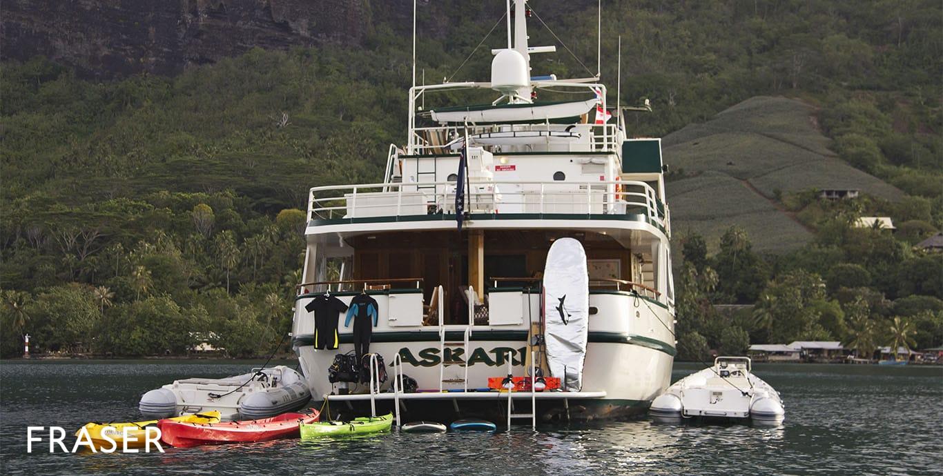 ASKARI yacht