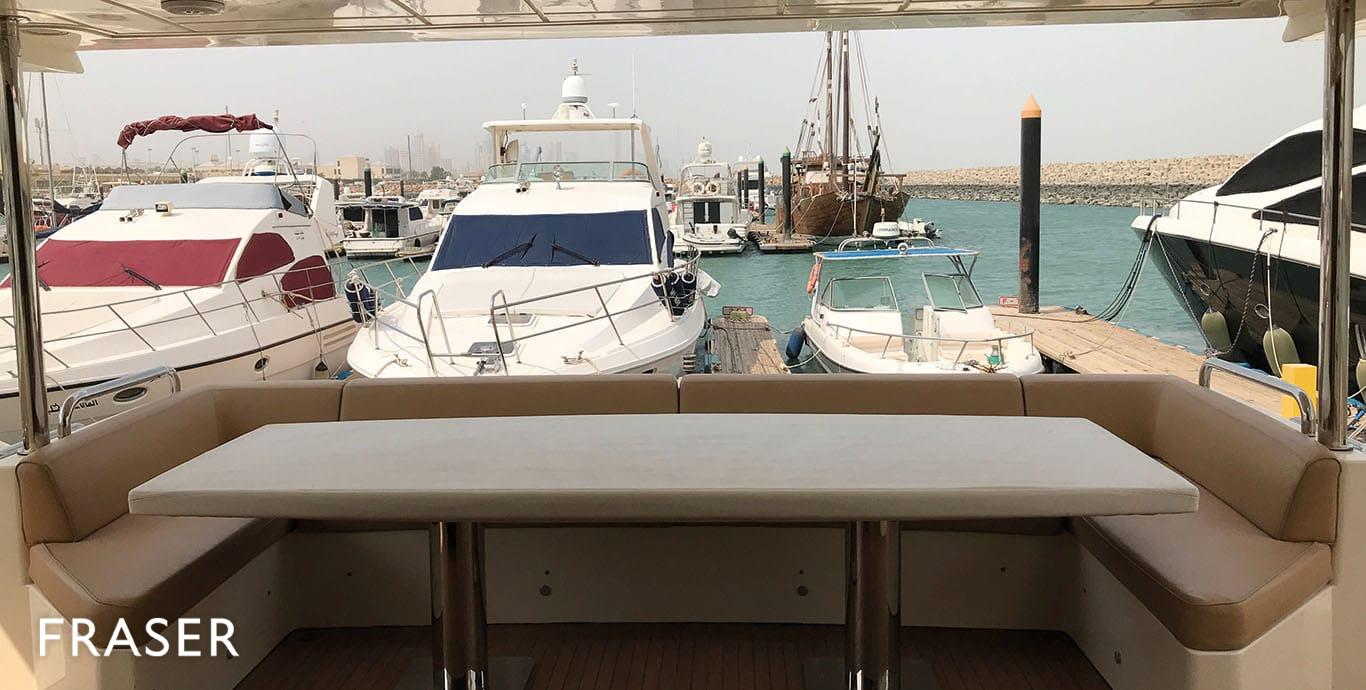 ASMAA yacht