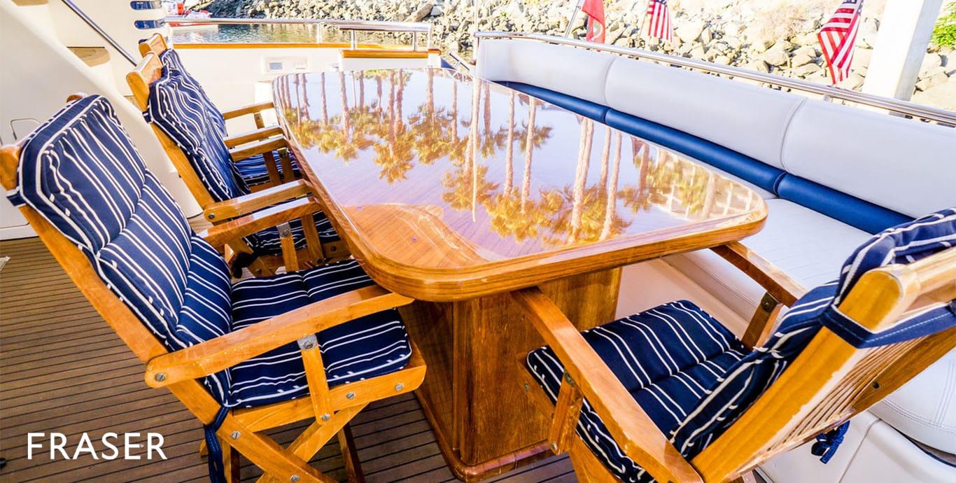 AVICCI yacht