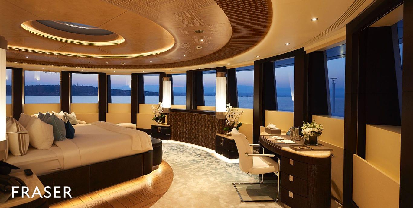 BARBARA yacht
