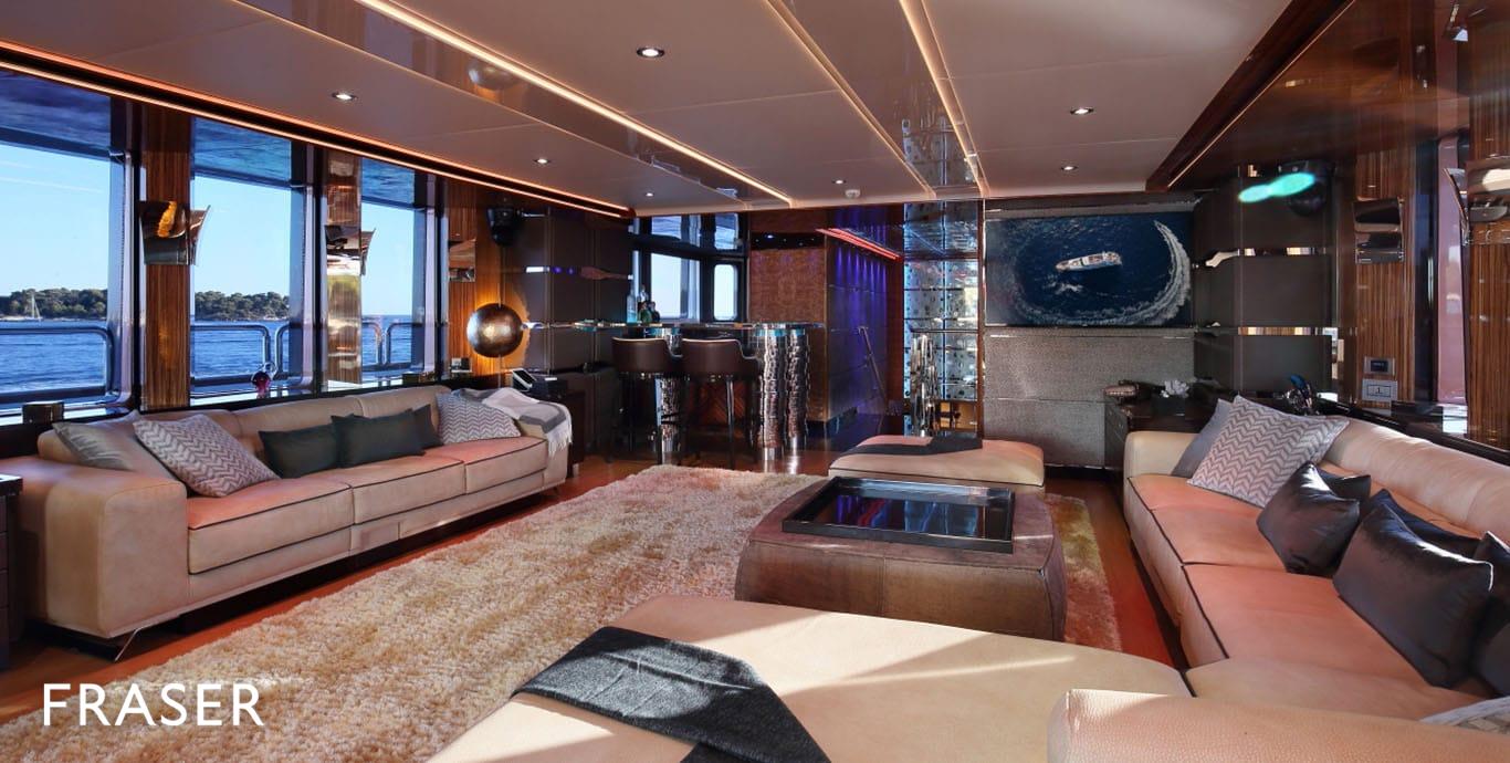 BENETTI 50M FB 215 yacht