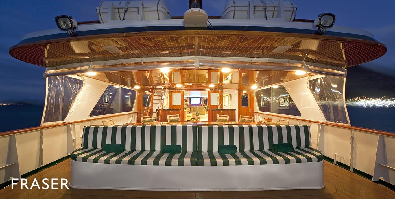 BIG EAGLE yacht