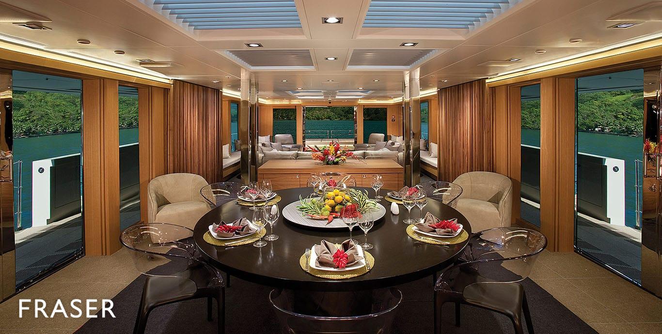 BIG FISH yacht